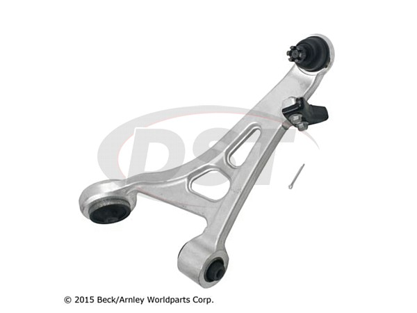 beckarnley-102-7691 Front Lower Control Arm and Ball Joint - Passenger Side